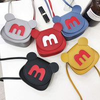 2018 New Small ears Messenger bag Children Bag Fashion Princ...
