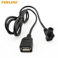 FEELDO Car Audio cable de alambre de arnés para Volkswagen VW Golf5 / 6 Jetta / CC / Tiguan / Passat RCD510 estéreo del OEM # 2644