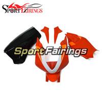 Стеклопластиковые гоночные обтекатели для Aprilia RSV4 1000 2010-2016 инжекционные пластмассы ABS обтекатели мотоцикл обтекатель кузова оранжевый черный корпус