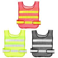 Ücretsiz kargo Güvencesi Yansıtıcı Giyim Yelekler Çevre Sanitasyon Coat İşyeri motosiklet güvenlik iş üniforma iş elbisesi marka