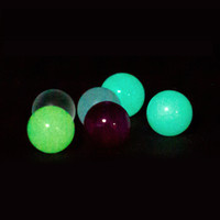 6mm 8mm Quartz Terp Pearl Luminous Glowing colored pearls ba...
