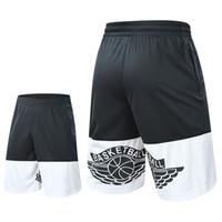 Shorts atléticos para homens com bolsos e cintura elástica activewear rápido seco