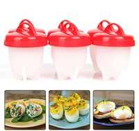 Egglettes Maker Egg Cooker Silicone Hard Boiled Eggs without...