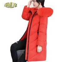 Neue Winter Jacke Frauen Lange Parka Feminina 6XL Plus Größe Frauen Mantel Winter Unterwäsche Frauen chaquetas invierno mujer Ukraine