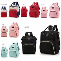 Diaper Maternity Backpacks Nappies Mommy Bags INS Stroller B...