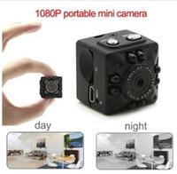 1080 p hd mini dv mini câmera de vídeo portátil com visão nocturna do ir câmera de vigilância de segurança de detecção de movimento