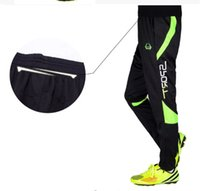 Spring and autumn breathe fast dry sports pants, men's trousers, small feet, legs, fitness, running football training pants, pants, L---4L