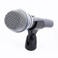 Beta87C XLR Wired Handheld Vocal Dynamic Karaoke Microphone ...