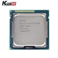 Procesador de CPU Intel Pentium G2020 Dual Core 2.9GHz 3M caché SR10H LGA1155