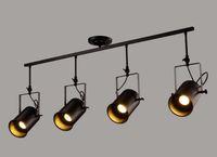 La lumière de voie menée 1/2/3/4 dirige 120 angles de faisceau menés au plafond CA 85-265V de projecteur de plafond a mené l'éclairage de tache