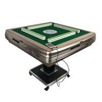 2021 Time-Limited Top Fashion Jogo de Xadrez Chess Clock Chess Set Opvouwbare Automatische Mahjong Table