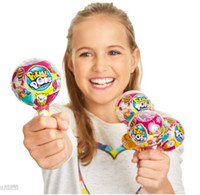 7cm Pikmi Pops Surprise Ball Color Changig Lollipops Baby Do...