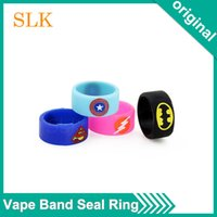 Electronic Cigarette Vape Band Ring Silicone Rubber Band For...