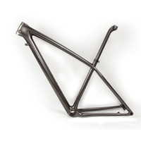 "OEM شعار EPIC كامل الكربون حرباء T1100 الألياف MTB دراجة جامدة 29ER / 27.5er / 15 ""/ 17"" مع الإطار 148x12mm BOOST 820G فقط"