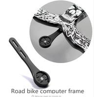Rennrad Computer Fahrrad Lenker für Garmin Edge 500 800 510 810 unterstützung bryton reiter 20 30 40 Montage Straße 31,8mm