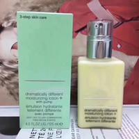 Famoso marchio 3-step skin cura drammaticamente diversa crema idratante lozione + con pompa 125ml