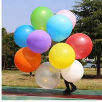 1 шт. 36 Дюймов 90 см Большой Прозрачный Воздушный Шар Латексные Шары Свадебные Украшения Надувные Гелиевые Воздушные Шары С Днем Рождения Воздушные Шары Партии
