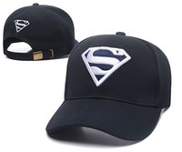 New Arrival Superman cap strapback baseball cap Summer cheap...