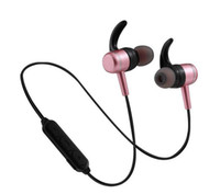 Bluetooth Headphone Wireless Headset Magnetic Neckband Sport...