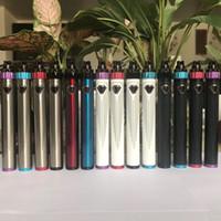 Vision Spinner IIIS 1600 mAh Spinner 3 S Değişken Gerilim Pil Üst Büküm USB Geçidi Pil VS ESMA-T Ola X VV Pil DHL ücretsiz