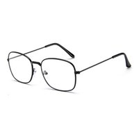 62e56fa7d3 HJYBBSN custom Myopia glasses 2018 fashion tf glasses frames optical brand  design vintage square eyeglasses frame women clear