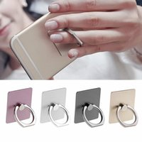 Parmak Yüzük Evrensel 360 ° Smartphone iPhone Akıllı Cep Telefonu için Tutucu Stand