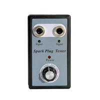 Auto-Zündkerze-Prüfvorrichtungs-Detektor mit justierbarem doppeltem Loch-Detektor-Zündungs-Bolzen-Gasanalysator-12V Diagnose-Werkzeug