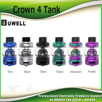 Original Uwell Crown 4 IV Tank 5ml 6ml Bubble Pyrex Glass Du...