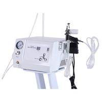 Máquina de oxigênio para salão de beleza use jato de água descascando injeção de oxigênio ou tratamento de remoção de acne rejuvenescimento da pele