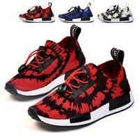 Kids elastic band Running Shoes Boys Girls Outdoor fashion A...