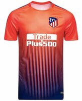 Top quality Atletico jacket training suit 18 19 GRIEZMANN FT...