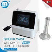 Vendita diretta del fornitore Top portatile Shockwave della macchina di terapia / extracorporea dell'onda di urto Apparecchiatura di terapia per i trattamenti ED