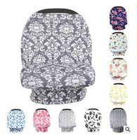 Pineapple Baby Car Seat Cover Feeding Nursing Cover Infant B...
