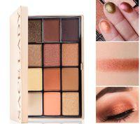Eyeshadow لوحة ماكياج بريق العين الظل البليت المهنية ماتي الظل المكياج عالية الصباغ عارية مستحضرات التجميل