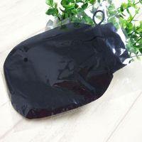 Fas siyah Hamam Bath Scrub Eldiven Peeling Yüz Tan Sökücü