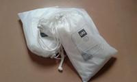 ADEDI 1 ADET !!! Beyaz / Siyah LPG Vücut Rulo Masaj Kostüm Terapi Makinesi için Vakum Suit Yüksek Esneklik Yumuşak CE / DHL