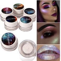 HANDAIYAN Polar Lights Highlight Cream Holographic Shade Eye...