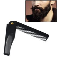 Professional Hairdressing Beauty Folding Beard And Beard Com...