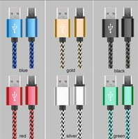 Micro V8 USB Cable Data Line Charger Cables Charging Cord We...