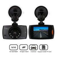 G30 Car DVR Full HD 1080P Driving Camera Video Recorder supp...