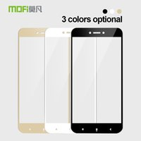 Full Screen Glass For Xiaomi Redmi 4X X4 Ion Phone Tempered ...