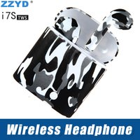 ZZYD For iPX 78 Samsung S8 Note 8 Any Phone i7S TWS Wireless...