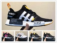 2018 Newest NMD Runner R1 Primeknit Sneakers Best Quality of...