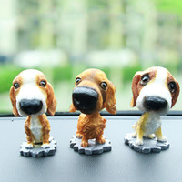hot sale cute R- 8806 creative dog ornaments car accessories ...