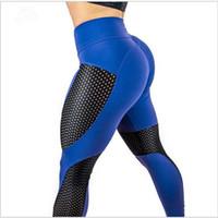 Yeni Seksi Kadınlar Egzersiz Mesh Nefes Tayt 2017 Sportwear Spor Tayt Bayanlar Gotik Spandex Legging