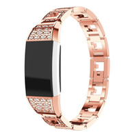 Free Shipping For Fitbit Charge 2 HR Bands, Metal Stainless R...