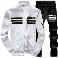 New Brand Designer Tracksuit Men Luxury Winter Sportswear Ho...