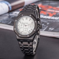 Hot Topselling Man Quartz watch Stainless steel luxury Casua...