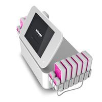 Самая лучшая цена 160mw диод Lipo лазер Polysis потеря веса сжигание жира похудение красоты Оборудование для формы тела