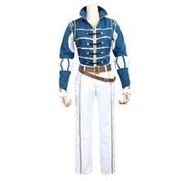 A3 Cosplay Costume Printemps Itaru Chigasaki Uniforme d'Halloween